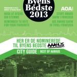Byens Bedste_nominerede 2013_COVER1